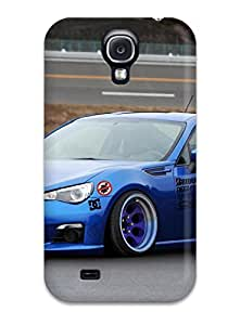 Durable Case For The Galaxy S4- Eco-friendly Retail Packaging(subaru Brz 8) by icecream design