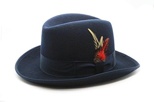 Ferrecci M Navy Godfather Hat
