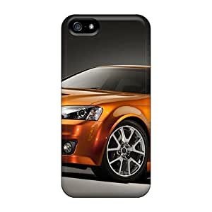 For Iphone 5/5s Tpu Phone Case Cover(pontiac)