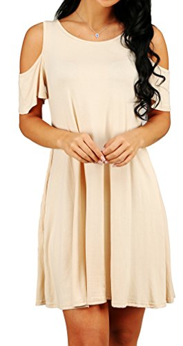 Alaroo Womens T Shirt Casual Pockets product image