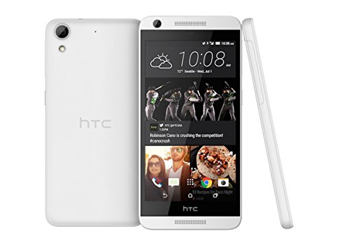oblie 626s Prepaid Smartphone in White ()