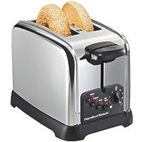Hamilton Beach Classic Chrome 2 Slice Toaster (22790)