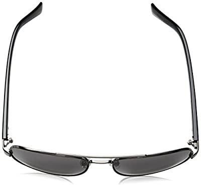 Calvin Klein Men's R357s R357S-001 Aviator Sunglasses