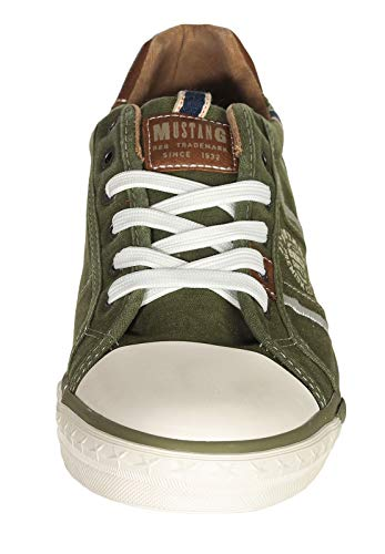 4072 Mustang 777 Sneakers Homme 307 Kaki Basses 6qqdwZx8