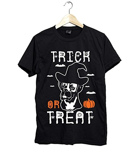 Amazing Boxer Trick Or Treat Halloween Funny Shirt For Dog Mom Fast Shipping Size Up To 6XL ()