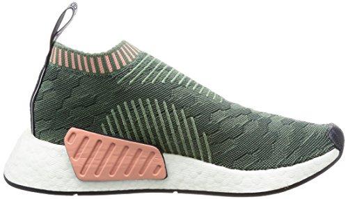 Mujer Adidas Rostra Vertra PK para NMD Verde de Zapatillas Deporte Vertra W cs2 Z48qxwrZ