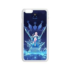 Frozen Princess Elsa Cell Phone Case for Iphone 6