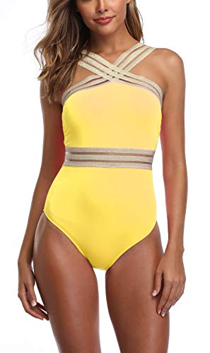 B2prity One Piece Swimsuits for ...