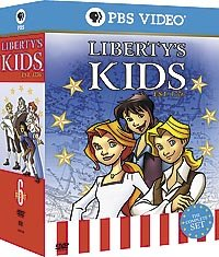 Liberty's Kids, Est. 1776 (6 DVD Set) (Liberty Kids compare prices)