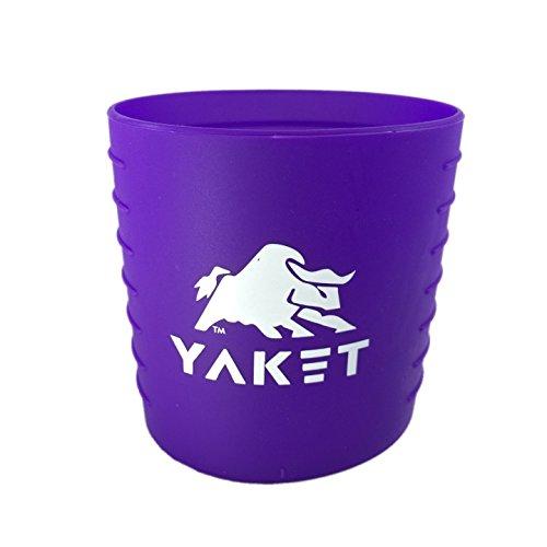 YAKET Rambler Tumbler Purple 20oz