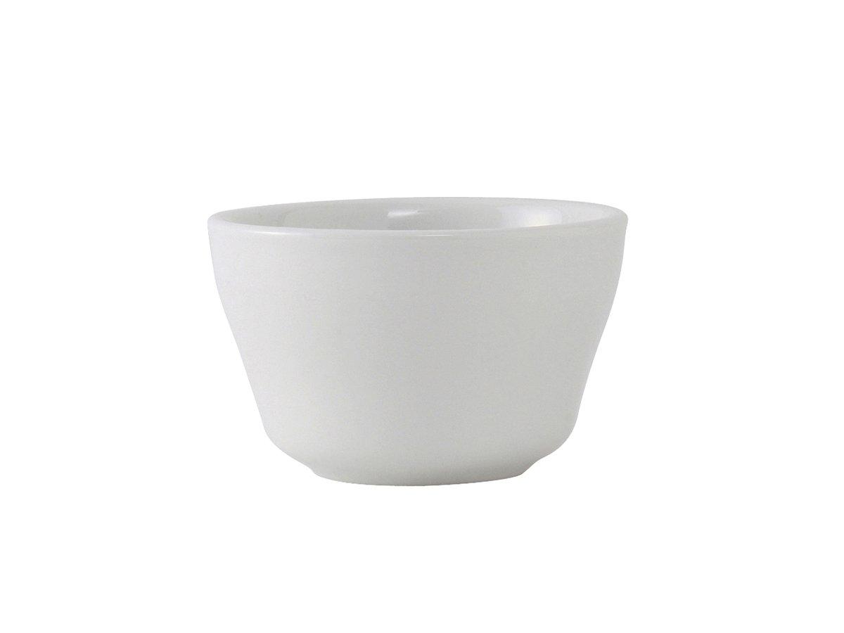 Tuxton ALB-0752 Vitrified China Alaska/Colorado Accessories Bouillon, 8 oz, 4'', Porcelain White (Pack of 36),