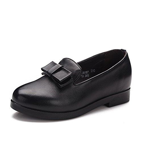 Asakuchi zapatos mujer alta/Mamá y fondo suave zapatos/Zapatos de mujer/Zapatos de mujeres de mediana edad/Zapatos de trabajo A