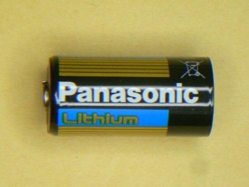 3 volt lithium battery cr123a - 1