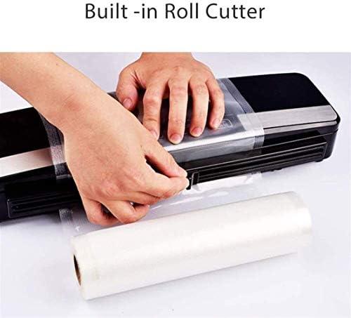 Passez l'aspirateur Scellant Machine professionnelle, vide Scelleur, vide Scelleur avec Cutter intégré Léger Food Saver for Dry GDSZMMLS
