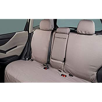 Amazon Com Subaru 2019 Forester Rear Bench Seat Cover