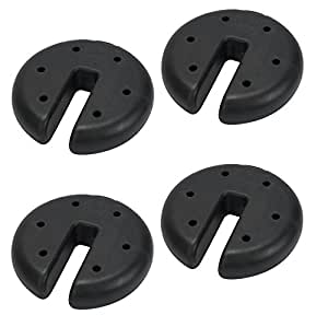 Quik Shade Canopy Weight Plate Set