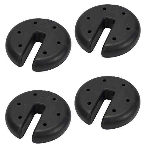 Quik Shade Canopy Weight Plate Kit