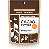 Navitas Naturals Organic Cacao Powder, 8 Ounce Pouch