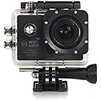 Reaches Sj7000 Waterproof Dual-band Wifi Action Sports Camera 1080p 2.0 Inch 170° Wide Angle Lens and 4x Zoom