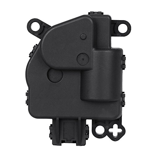 HVAC Blend Door Actuator for 2008-2016 Chrysler 300 & Chrysler Town and Country, Dodge Challenger/Charger/ Grand Caravan, Ram C/V, Ram Dakota, Replaces# 604-024, 68033337AA, 68031977AA, 68238243AA