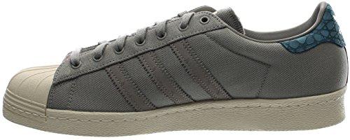 Adidas Superstar 80s Animal Oddit Sneakers Grey/WHite Mens 11 ce0oufC