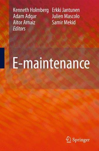Download E-maintenance pdf