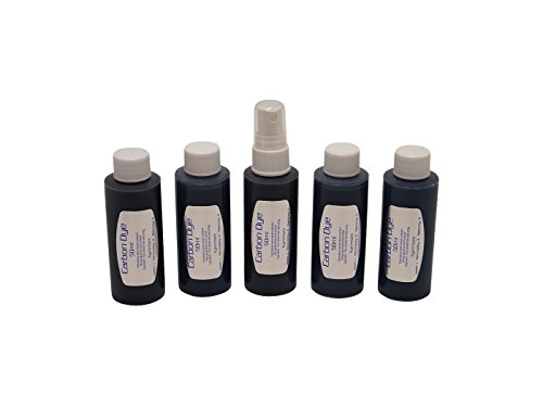 Carbon Dye 250ml for Laser and IPL Permaent Hair Removal Machines, Systems, Devices by Biotechnique Avance