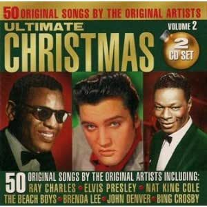 Elvis Presley, Ray Charles, Nat King Cole - Ultimate Christmas ...