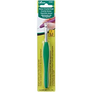 Amour Crochet Hook-Size I9/5.5mm