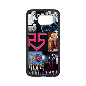 Zyhome Galaxy S6 Young Popular Band R12 Band Case Cover for Samsung Galaxy S6 (Laser Technology)