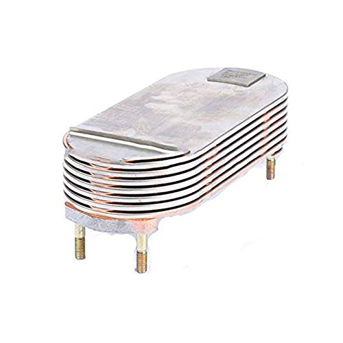 Oil Cooler 2486A972 for Perkins 1006-6 1006-60 1006-60T 1006-60TW 1006-6T by GOOP