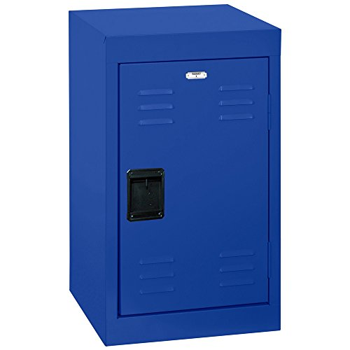Sandusky Lee Kids Locker, KDLB151524-06 1-Tier Steel Locker, 24