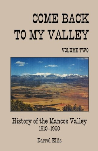 Download Come Back To My Valley ebook