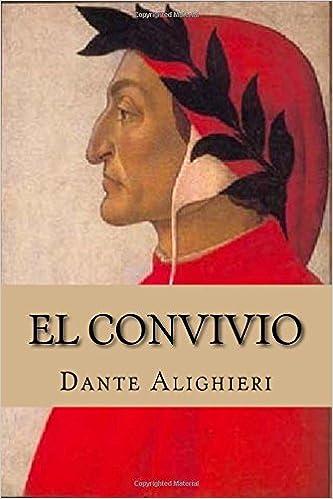 Amazon.com: El Convivio (Spanish Edition) (9781518719127): Dante Alighieri, Yordi Abreu: Books