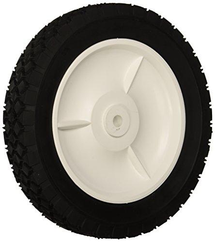 Mower Wheel Lawn Plastic (Maxpower 335100 10-Inch by 1-3/4-Inch Plastic Lawn Mower Wheel)