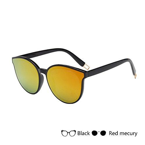 Box de Red Black Gafas para Girls sol Abby mujer Mercury Tw0xvp8q