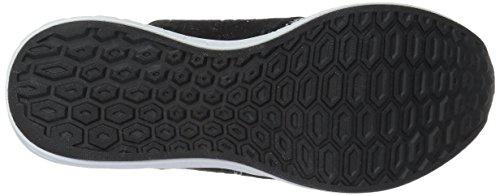Fris loopschoenen New Cruz Foam Balance Knit V2 zwart Wit Heren 0xxfgE