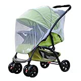 Baby Mosquito Net for Strollers, Carriers, Car Seats, Cradles. Fits Most PacknPlays, Cribs, Bassinets & Playpens,Portable & Durable Baby Insect Netting