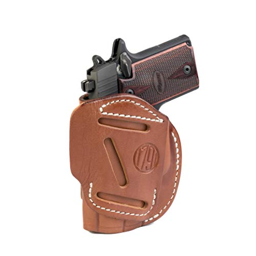 1791 GUNLEATHER 4-Way SIG P938 Holster - OWB and IWB for sale  Delivered anywhere in USA