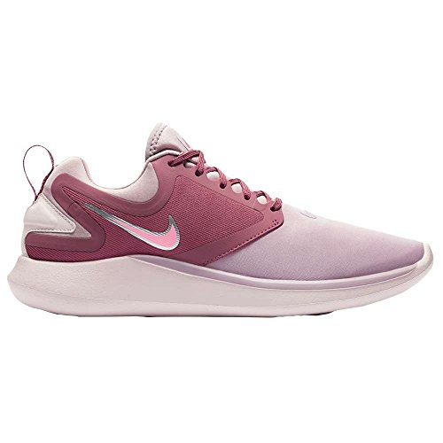保全可決パステル(ナイキ) Nike レディース ランニング?ウォーキング シューズ?靴 LunarSolo [並行輸入品]