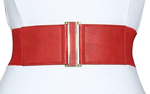 Modeway Women's Leather 3
