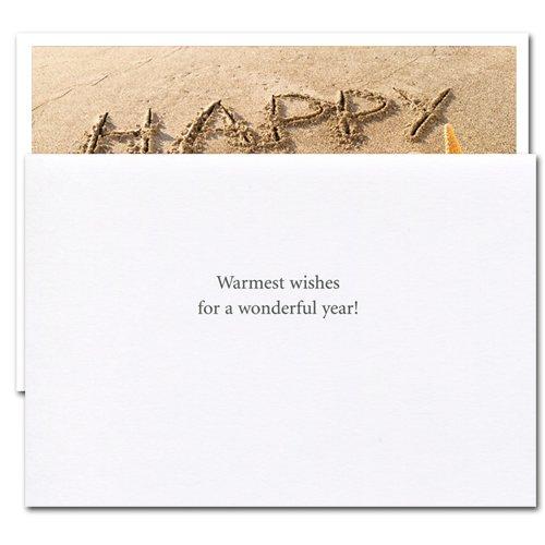 Starfish: New Year Holiday Cards - box of 10 cards & envelopes Photo #2