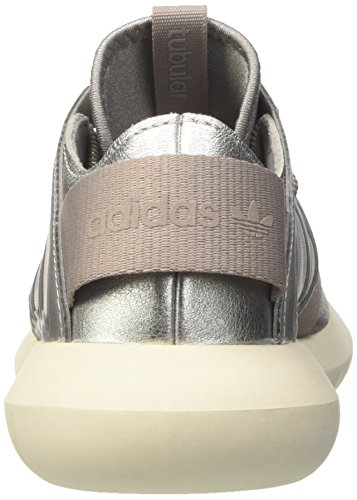 adidas Tubular Viral W, Zapatillas de Gimnasia para Mujer, Gris, 36 EU Grigio (Metsil/Cgrani/Cwhite)