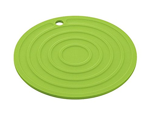 Japan ASVEL silicone anti-scalding heat mat table mat large pot mat