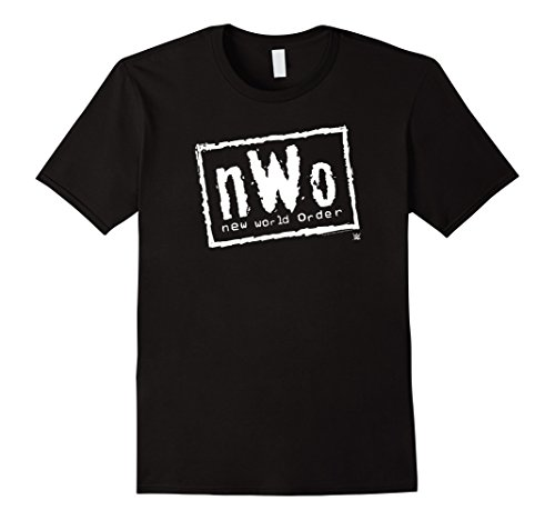 Men's WWE nWo Logo 3XL Black
