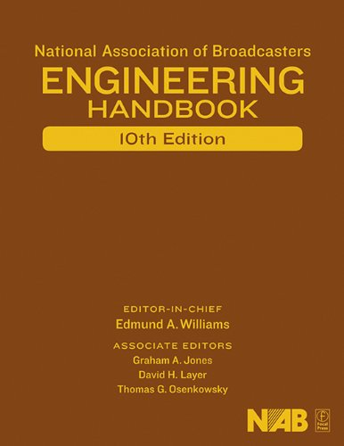 National Association of Broadcasters Engineering Handbook: NAB Engineering Handbook Pdf