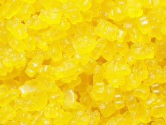 Mango Gummi Gummy Bears Candy 1 Pound Bag