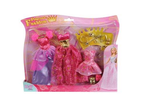 abc817bb0c0d Simba 105725020 - Steffi Love Princess Kleidungsset