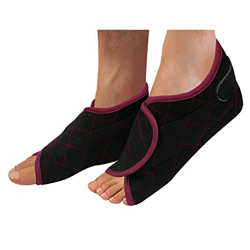 PU Health Hot and Cold Therapy Foot Wraps ()