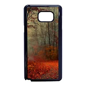 New Style Natural color Image Phone Case For Samsung Galaxy Note 5